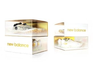 New Balance Gold boxes